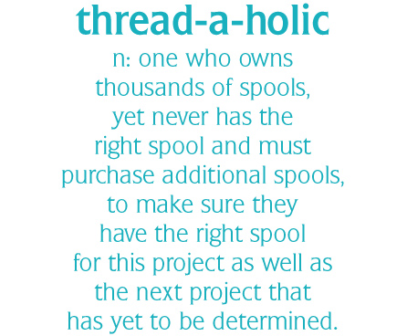 Thread-a-holic